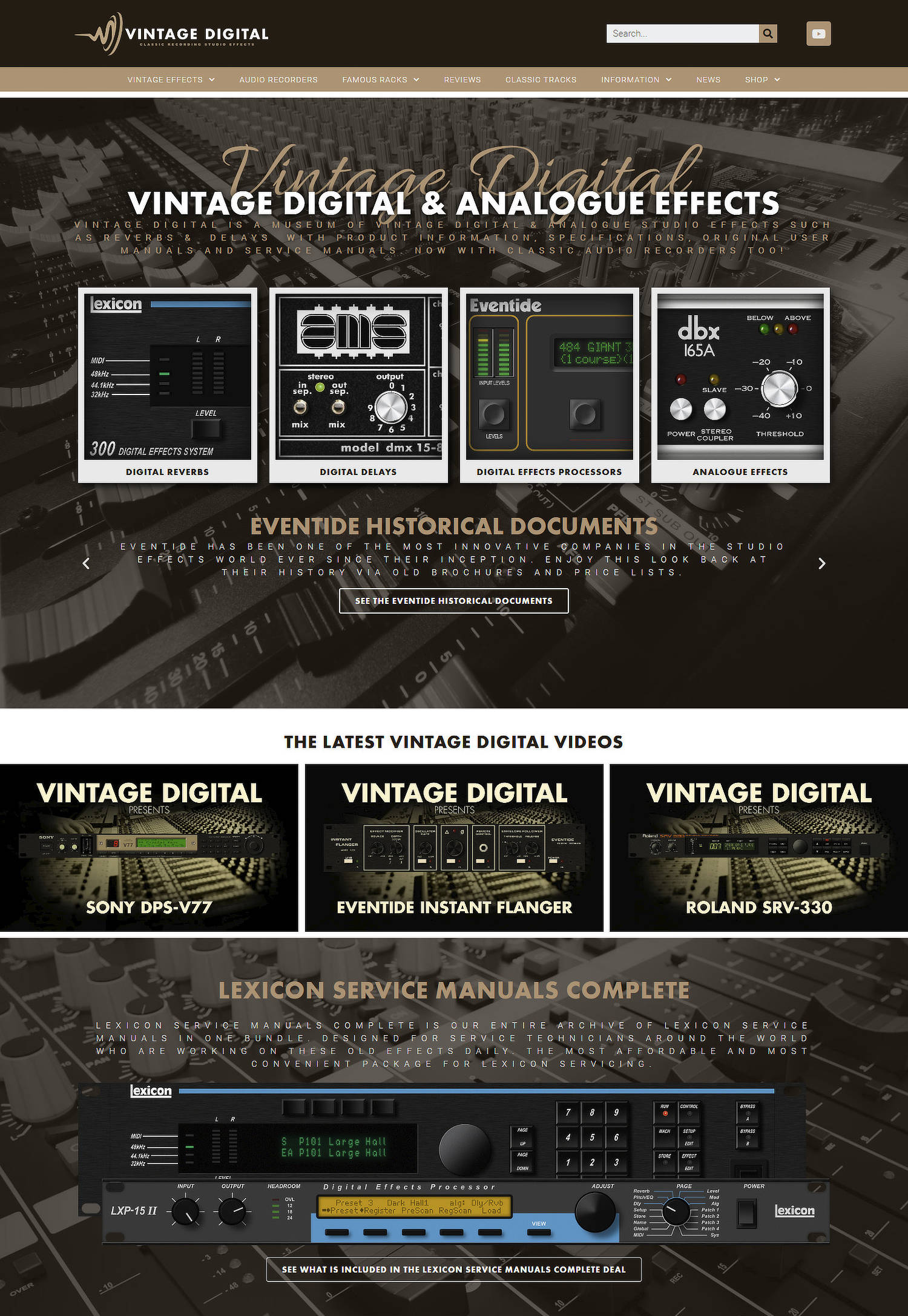 Vintage Digital