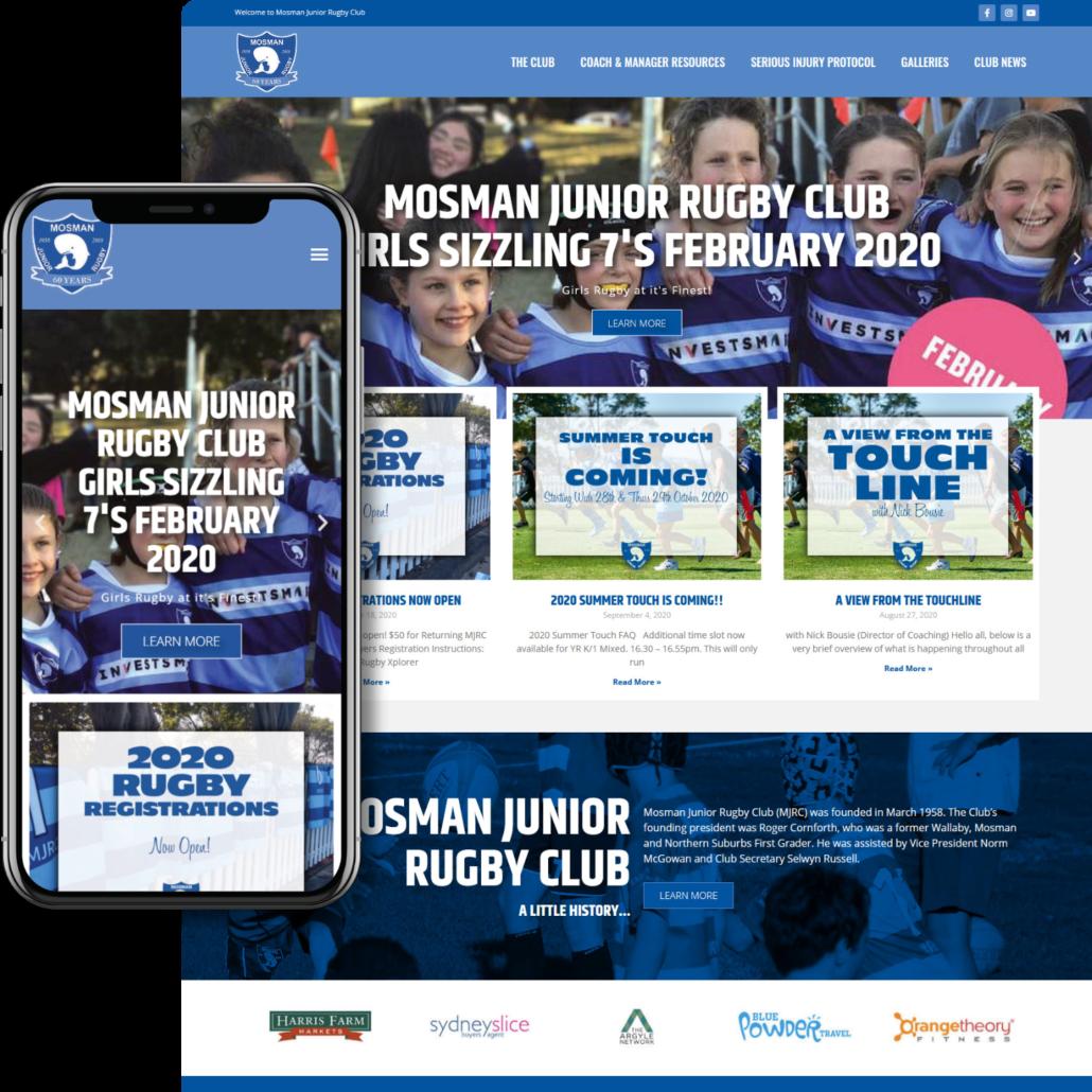 Mosman Junior Rugby Club